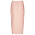 C/MEO COLLECTIVE Women's Perfect Lie Pencil Skirt - Pink: Image 2