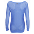 MICHAEL MICHAEL KORS Women's Knitted Crew Jumper - Blue: Image 2