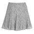 MICHAEL MICHAEL KORS Women's Dallington Silk Flare Skirt - New Navy: Image 2