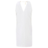 MICHAEL MICHAEL KORS Women's Chain Neck Dress - White: Image 4
