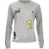 Paul & Joe Sister Women's Sofunny Sweatshirt- Grey Melange: Image 1