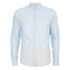 Calvin Klein Men's Ergen Long Sleeve Shirt - Sky Way/Light Grey: Image 1