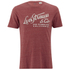 Levi's Men's Wordmark Graphic T-Shirt - Crimson: Image 1