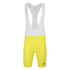 Le Coq Sportif Performance Classic N2 Bib Shorts - Yellow: Image 1