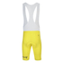 Le Coq Sportif Performance Classic N2 Bib Shorts - Yellow: Image 2