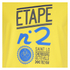 Le Coq Sportif Tour de France N6 T-Shirt - Yellow: Image 3
