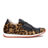 Vivienne Westwood Women's Golf Running Trainers - Pony Leopard: Image 1