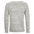 Produkt Men's Space Dye Jumper - Light Grey Melange: Image 2