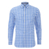 Produkt Men's Long Sleeved Checked Shirt - White: Image 1