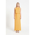 Samsoe & Samsoe Women's Edda Long Dress - Gold Fusion: Image 2