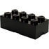 LEGO Storage Brick 8 - Black
