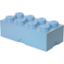 LEGO Storage Brick 8 - Light Blue: Image 1