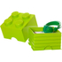 LEGO Storage Brick 4 - Light Green: Image 2