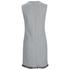 Karl Lagerfeld Women's Tropical Karl Jumper Dress - Grey: Image 2
