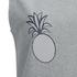 Karl Lagerfeld Women's Tropical Karl Jumper Dress - Grey: Image 3