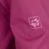 Jack Wolfskin Women's Cloudburst Jacket - Azalea Red: Image 4