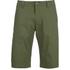 Jack Wolfskin Men's Liberty Shorts - Burnt Olive: Image 1