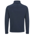 Jack Wolfskin Men's Caribou Fleece Track Jacket - Night Blue: Image 2