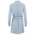 Designers Remix Women's Nova Dress - Light Blue: Image 2