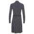 Designers Remix Women's Carrie Dress - Navy/White: Image 4