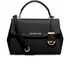MICHAEL MICHAEL KORS Women's Ava Satchel Bag - Black: Image 1