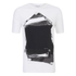 Helmut Lang Men's Transparency Print T-Shirt - White: Image 1