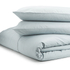Highams 100% Egyptian Cotton Pillowcase - Duck Egg: Image 2