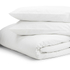 Highams 100% Egyptian Cotton Pillowcase - White: Image 2