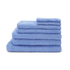 Highams 100% Egyptian Cotton 7 Piece Towel Bale (550gsm) - Blue