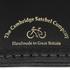 The Cambridge Satchel Company Women's Saddle Bag - Black: Image 3