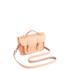 The Cambridge Satchel Company Women's Mini Magnetic Satchel - Peony Peach: Image 2