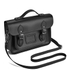 The Cambridge Satchel Company Women's 13 Inch Magnetic Batchel - Black: Image 3