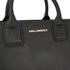 Karl Lagerfeld Women's K/Klassik Tote Bag - Black: Image 4