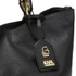 Karl Lagerfeld Women's K/Grainy Hobo Bag - Black: Image 4