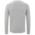 Tommy Hilfiger Men's Cotton Linen Crew Neck Jumper - Cloud: Image 2