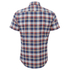 Tommy Hilfiger Men's French Check Short Sleeve Shirt - Dutch Navy: Image 2
