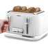Breville VTT470 Impressions Collection Toaster - White