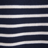 Cocoa Cashmere Women's Striped Cardigan - Navy/White: Image 4