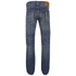 Edwin Men's Classic Regular Tapered Rainbow Selvage Jeans - Mid Dark Used: Image 2