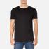 Edwin Men's Double Pack Short Sleeve T-Shirt - Black: Image 2