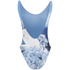 Orlebar Brown Women's Almada Hulton Getty Roc Pool Swimsuit - Blue: Image 2