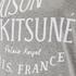 Maison Kitsuné Women's Palais Royal T-Shirt - Grey Melange: Image 3