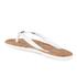 MICHAEL MICHAEL KORS Women's Jet Set MK Jelly Sandals - Optic White: Image 4