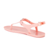 MICHAEL MICHAEL KORS Women's MK Plate Jelly Sandals - Pale Pink: Image 4