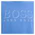BOSS Hugo Boss Men's Large Logo T-Shirt - Blue: Image 3