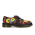 Dr. Martens Women's Lester Flat Shoes - Cherry Red Hawaiian: Image 1