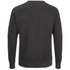 Brave Soul Men's Jacob Zip Sleeved Sweatshirt - Charcoal: Image 2