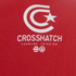 Crosshatch Men's Carinae T-Shirt - High Risk Red: Image 3