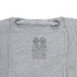 Crosshatch Men's Chalker Hoody - Grey Marl: Image 3