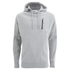 Crosshatch Men's Chalker Hoody - Grey Marl: Image 1